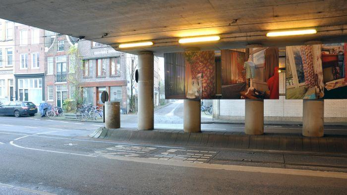 Giotto op het Haarlemmerplein