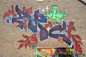 APC Goth Graffiti