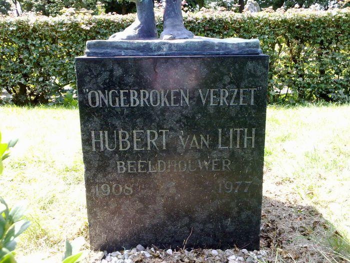 Ongebroken Verzet - Hubert van Lith