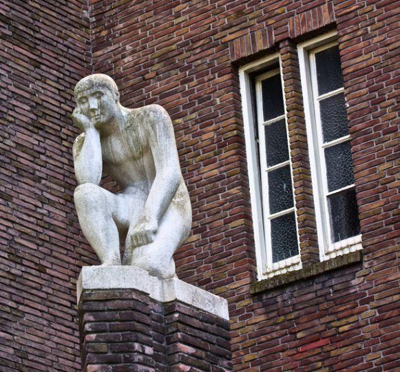 Gerrit van der Veen College - De Denker