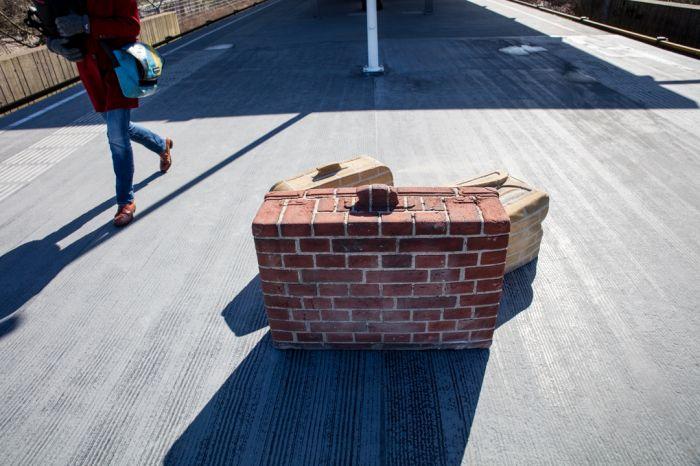 Achtergelaten bagage