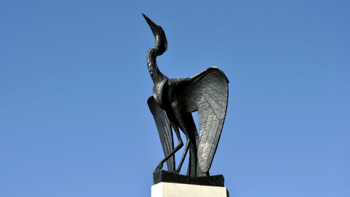 Phoenix, oorlogsgedenkteken Slachtoffers Noord