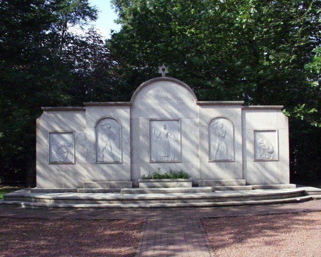 Monument van Joodse Dankbaarheid